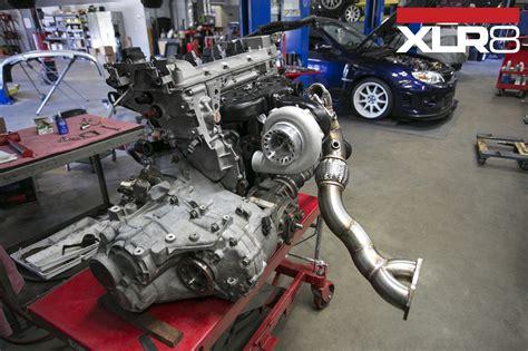 Vw Golf R32 Turbo Kit
