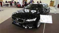 Future Volvo V60 2019 Volvo V60 D3 Momentum Exterior And Interior