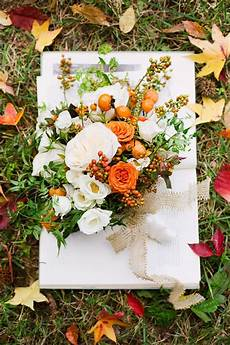 special wednesday fall wedding flower ideas bridal bouquet and decorations