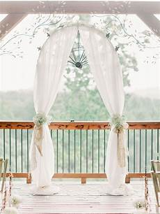 wedding ceremony arch canopy inspiration