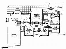 atrium ranch house plans 26 genius atrium ranch floor plans home building plans