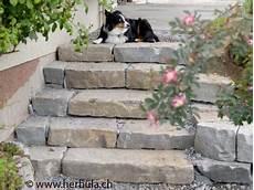 treppe selber bauen stein gartentreppe hang suche garten gartentreppe