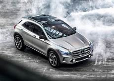 Mercedes Gla Compact Suv The Simply Luxurious