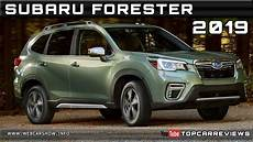 2019 subaru release 2019 subaru forester review rendered price specs release