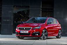 2017 Peugeot 308 S Facelift Could Be As Subtle As This