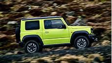 2019 Suzuki Jimny Drive Review