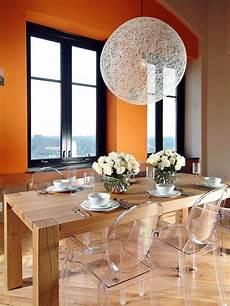 table et chaise transparente photos hgtv