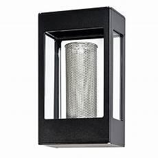 rp162001006 tetra outdoor wall light dark grey national lighting