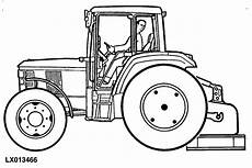 Bilder Zum Ausmalen Deere Omal152891 Traktoren 6510 6610 6810 6910 266767 Und