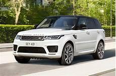 nouveau range rover sport range rover sport in hybrid phev suv land rover