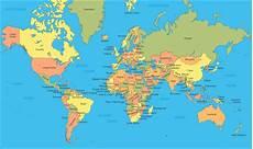 Peta Kota Peta Dunia