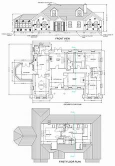 bungalow house plans ireland dormer floor plans plandsg com