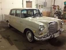 buy used 1968 mercedes 200 diesel in osseo minnesota