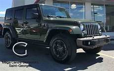m 233 ga centre occasions jeep wrangler unlimited
