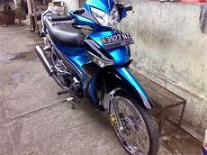 Modifikasi Supra X 125 Touring by Modifikasi Motor Supra X 125 Touring Thecitycyclist