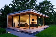 Schöner Wohnen Gartenhaus - glashaus mit keller minimal windows modern flat