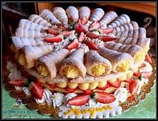 torta margherita con crema pasticcera e fragole torta diplomatica ripiena di fragole e crema pasticcera ricetta fragole ricette dolci