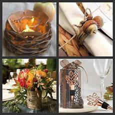 weddings are fun blog diy autumn wedding tables
