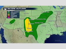 severe weather outlook for tomorrow