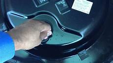 how to refill the adblue tank on a 2012 vw touareg tdi