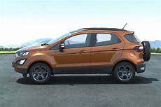 Ford Ecosport S Petrol On Road Price Features Specs Images