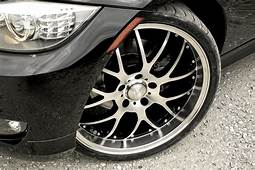 HD&174 MSR Wheels  Gloss Black With Machined Face And Lip Rims