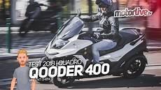 quadro roller 500 quadro qooder 400 sub test 2018