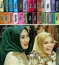 Model Jilbab Segi Empat Ke Pesta Galeri Gambar