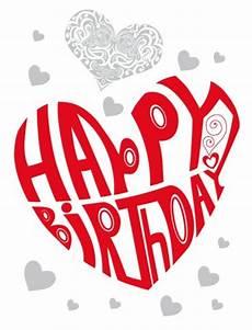 vorlagen herzen malvorlagen happy birthday herzen happy birthday sticker im shop