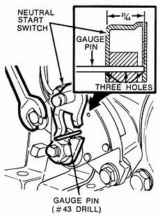 ford c4 transmission neutral safety switch ford wiring diagram images