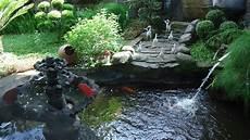 27 Kolam Ikan Di Taman Sing Kanan Rumah