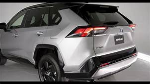 2019 Toyota Rav4 Lunar Rock  2020