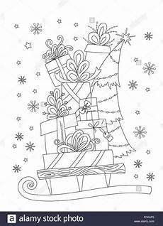 weihnachten malvorlagen malbuch f 252 r erwachsene stapel