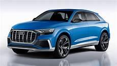 2017 Audi Q8 Concept Wallpapers And Hd Images Car Pixel
