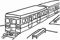 subway coloring pages at getcolorings free