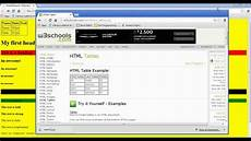 how to make your own simple website using notepad part 1 the basics youtube