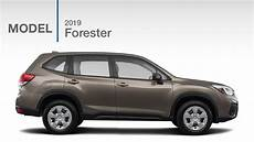 2019 subaru forester base model review