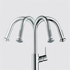 Talis S Kitchen Faucet by Hansgrohe 04870 Talis S Higharc Kitchen Faucet With