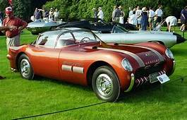 1954 Pontiac Bonneville Special Show Car