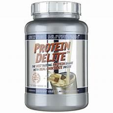 protein delite pulver 1000g scitec nutrition