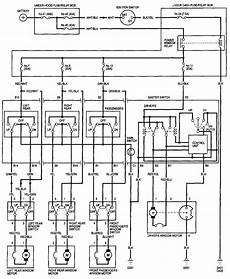 Need Wiring Diagram Of Driver Door For Honda Civic