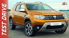 Duster Dacia 2018 - new dacia duster 2018 test drive