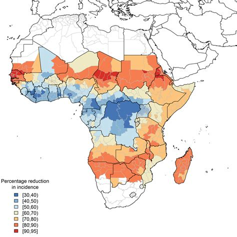 Malaria Affected Areas