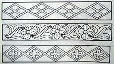36 Inspirasi Motif Batik Yang Mudah Digambar Cocon