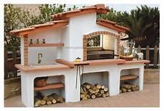 forni da giardino in muratura prezzi dettagli su barbecue in muratura a legna con acquaio