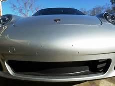 Porsche Bumper Plugs