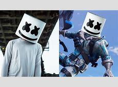Marshmello x Fortnite Season 8 Collab! More excitements