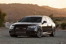 audi a4 allroad b9 with abt s4 power and rotiforms