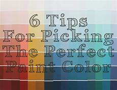 the ragged wren 6 tips for picking the paint color