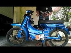 Yamaha 75 Modif by Yamaha V75 Modif Part 2 Manasin